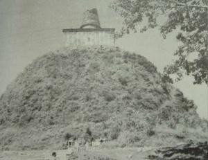 Jatavanaramaya - old photo